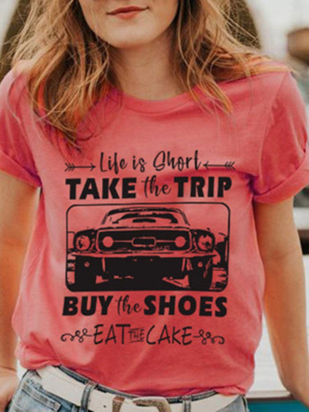 Take The Trip T-shirt