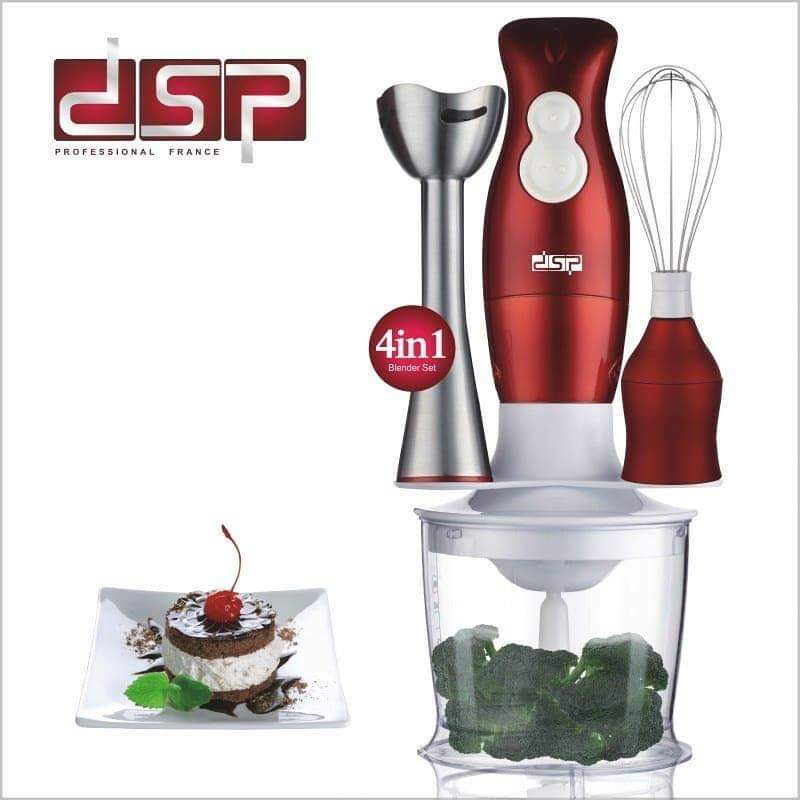 Set blender dsp