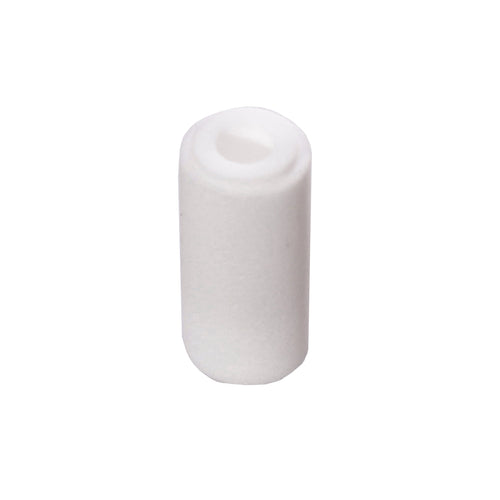 70 Micron Porous Filters (longer length), UHMW Polyethylene, SunFlo compatible (Jar/1000)