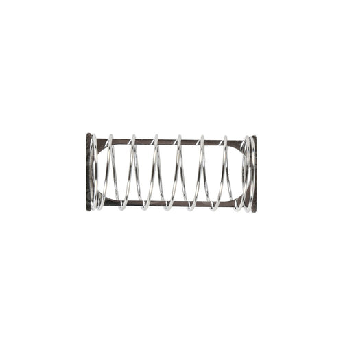 Stainless Steel Spring Style Sinker, 23 × 8mm capacity