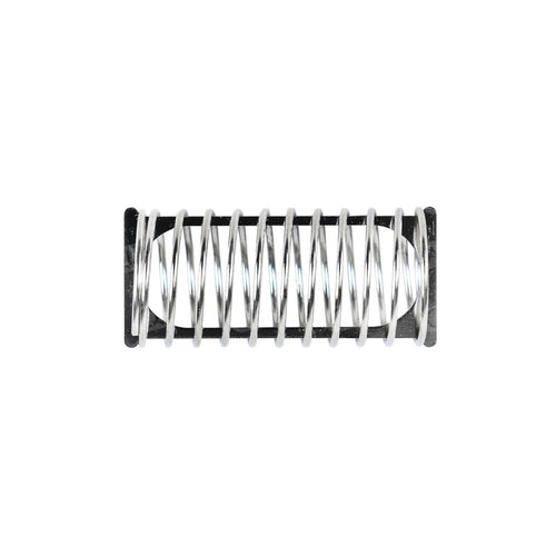 Stainless Steel Spring Style Sinker, 31 × 11mm capacity