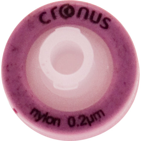.2µm Cronus® 13mm Syringe Filters, Nylon (Bag/1000)
