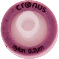 .2µm Cronus® 13mm Syringe Filters, Nylon (Pack/100)