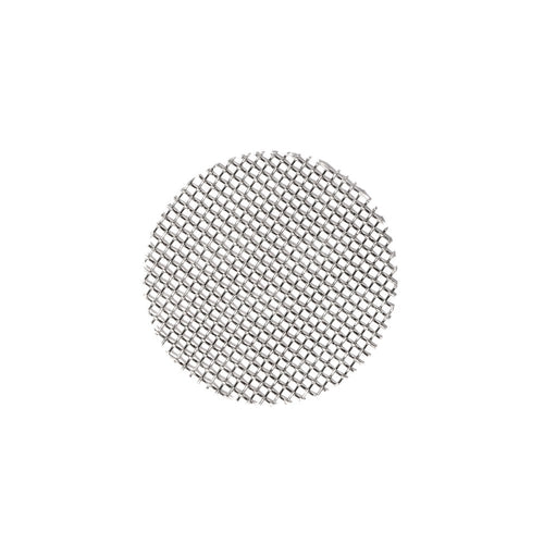 "20 Mesh 1.25"" dia. Stainless Steel Screens, Agilent/VanKel APP 3 compatible"