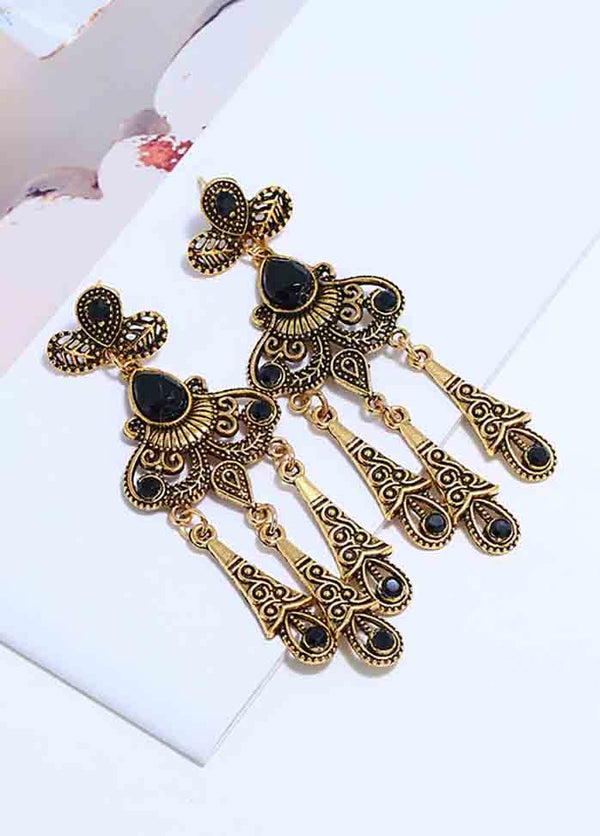 Retro Ethnic Style Earrings