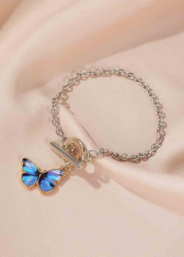 Simple Fashion Butterfly Bracelets