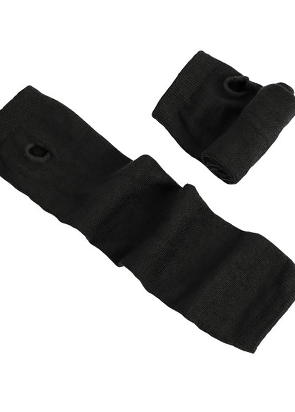 Solid Color Sports Gloves