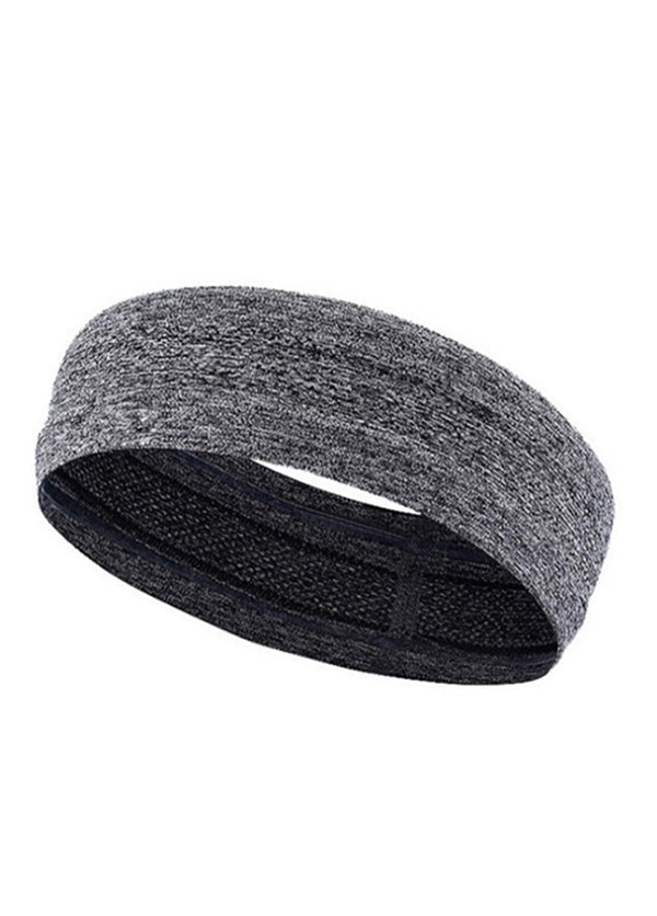 Solid Color Yoga Headband