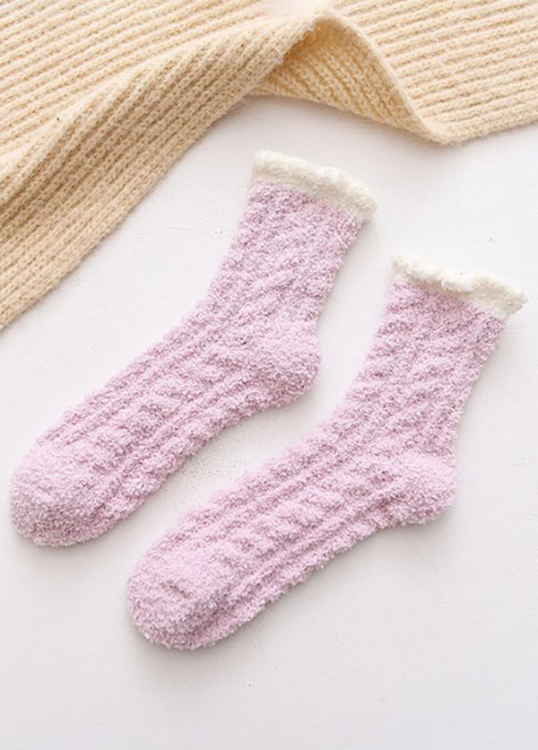 Plus Cashmere Women's Socks