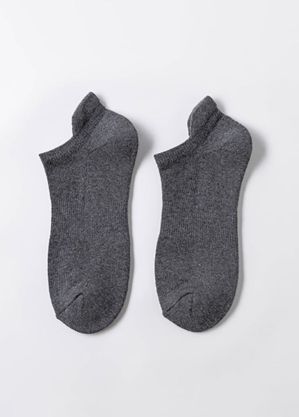 Solid Color Low Cut Women's Socks