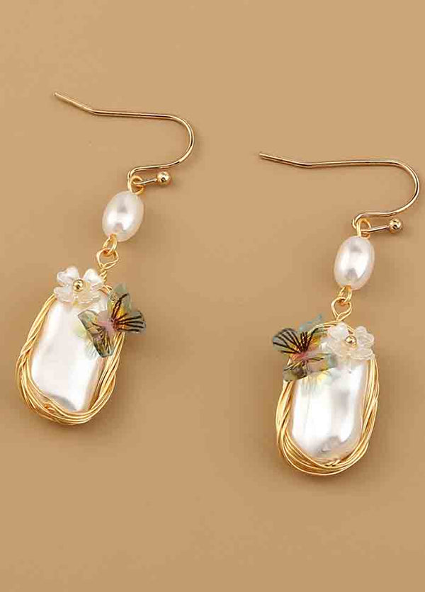 Butterfly Simple Style Earrings