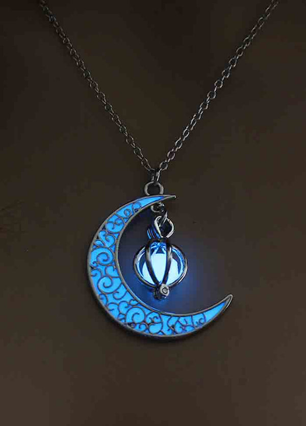 Moon Luminous Necklace