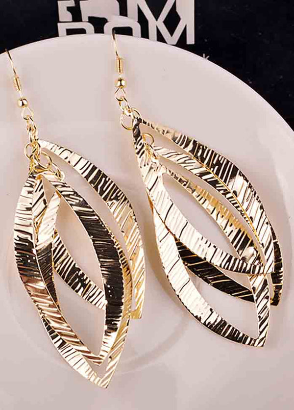 Spiral Wreath Earrings