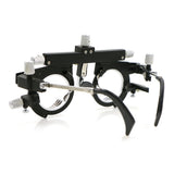 Optical Lens Trial Frame Full Function Optometry Frame four lens slots, three in front and one in back