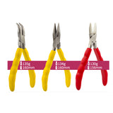 1 pc Eyeglass Tools Pliers Nose Pad Plier with Anti-slip Handle