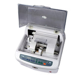 Optical Eyeglasses Semi-Automatic Lens Edger Grinding Machine