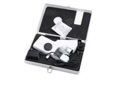 Portable Manual Lensmeter Optical Lensometer AC/ DC Power