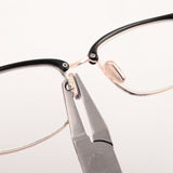Eyeglass Stainless Steel Nose Pad Pliers