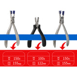 Eyeglasses Tool Kit for Rimless Frames Pliers