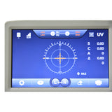 Auto Lensmeter Lensometer 7'' Touch Screen PD, PH, UV with Printer