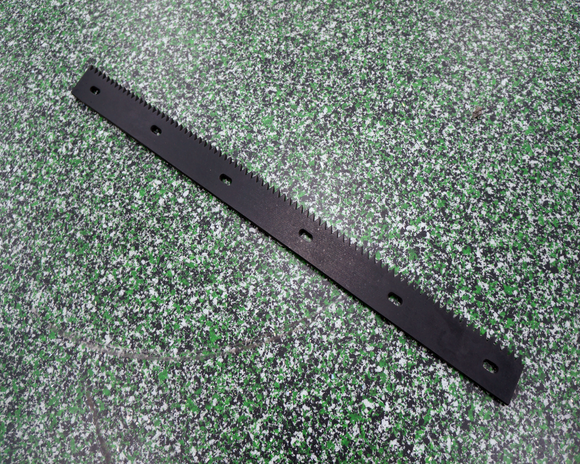 6mm Squeegee Serrated Rubber Blade Replacement