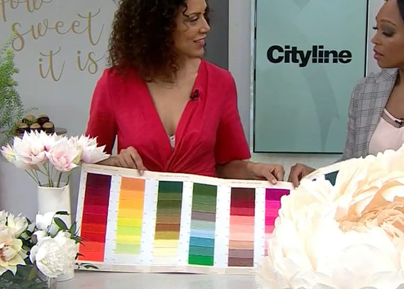 The Wedding Show on City TVs Cityline