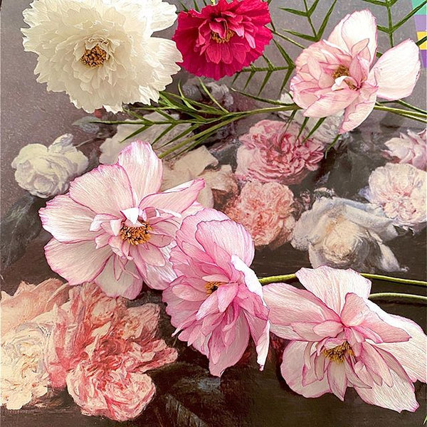 Unfold The Artistry of Paper Flowers at Country Cut Flowers