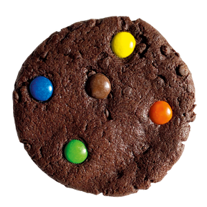 Schoko Smilie Cookie
