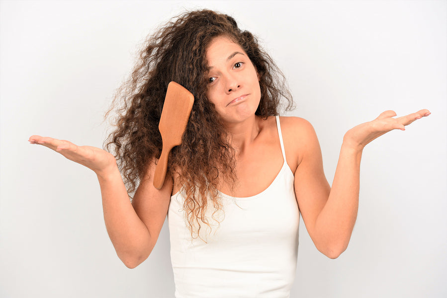 5 Reasons Why You Can't Shake the Frizz