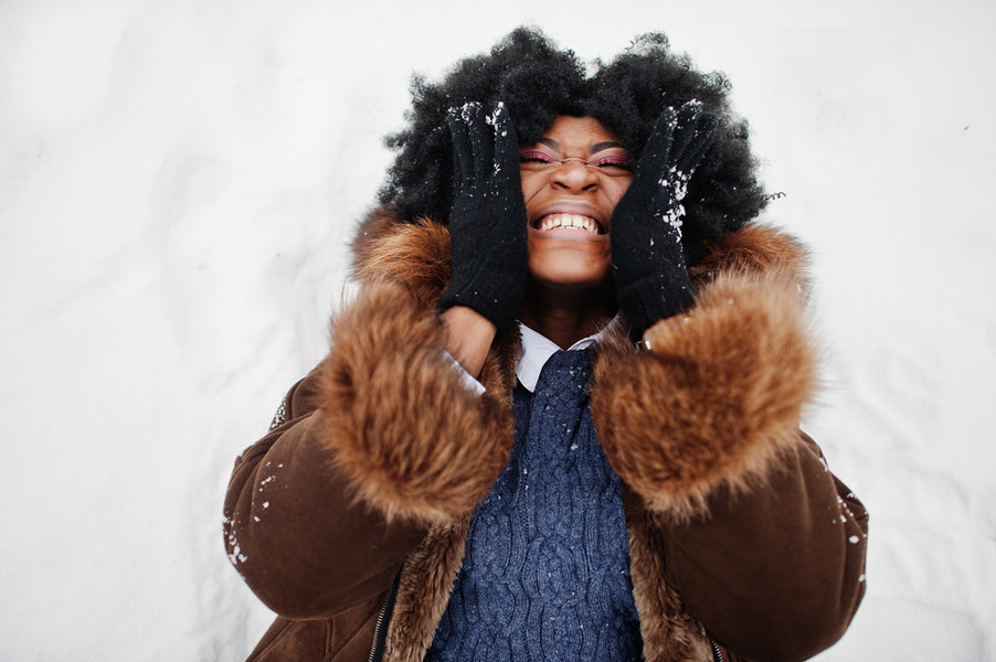 5 Ways to Show Your Curls TLC This Winter