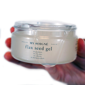 Flaxseed Gel - My Soigne