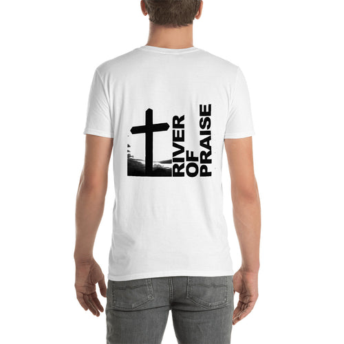 Black & White - River of Praise Tee