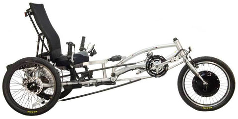 EZ-3 USX HD-Electric Trike-2