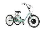 Traditional-24-Electric-Trike-Mint-Pearl-1