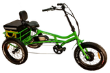 Electric Fat Delta Trike