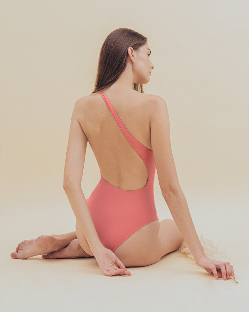 Quinn One-Piece in Fleur (Restocked) - align swim