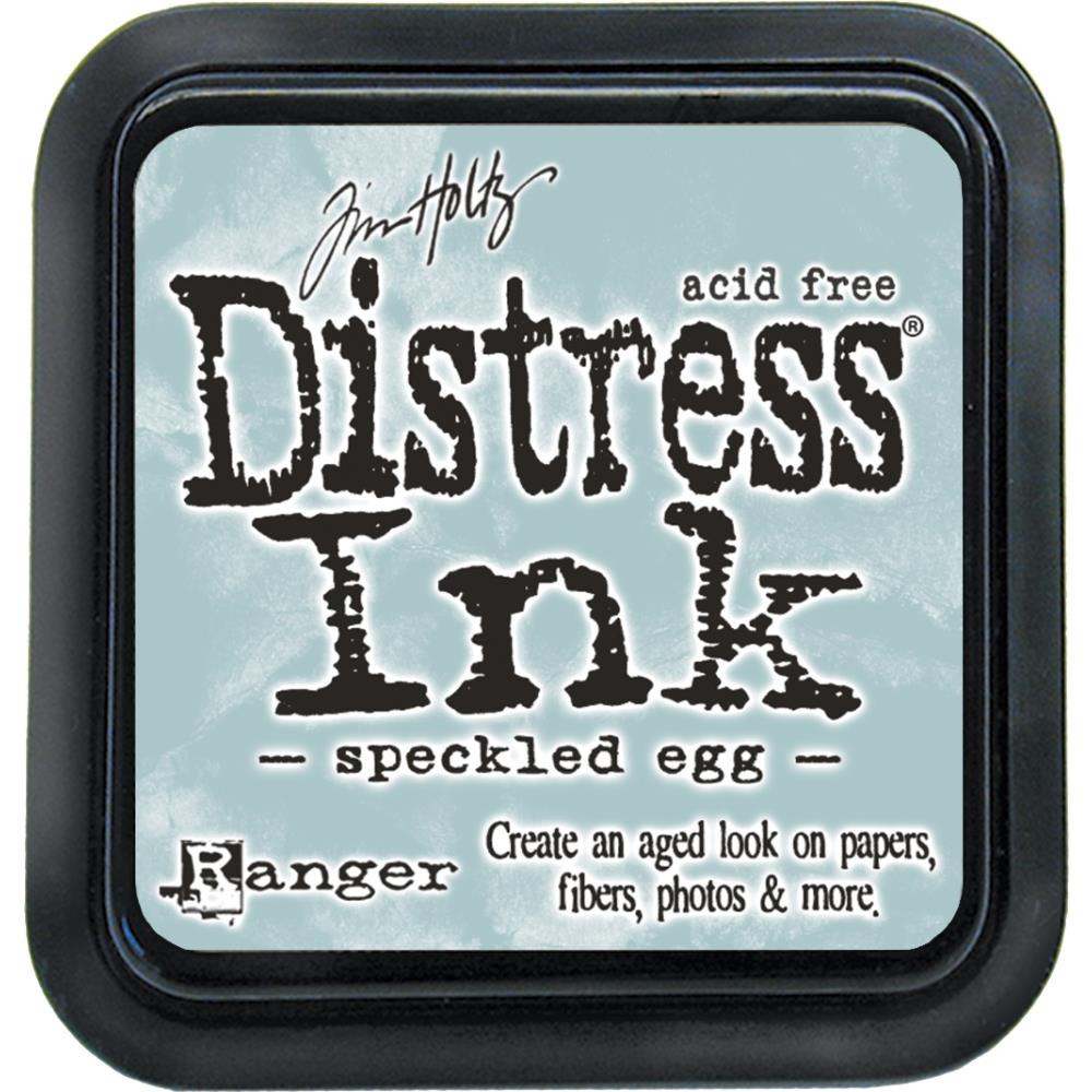 Tim Holtz Distress Ink Pad Speckled Egg