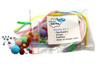 kids learning activity kit