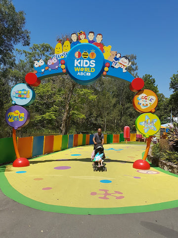 ABC World Dreamworld Gold Coast