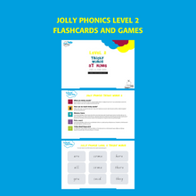 Load image into Gallery viewer, Jolly Phonics Tricky Words Group 2 Printable Flashcards