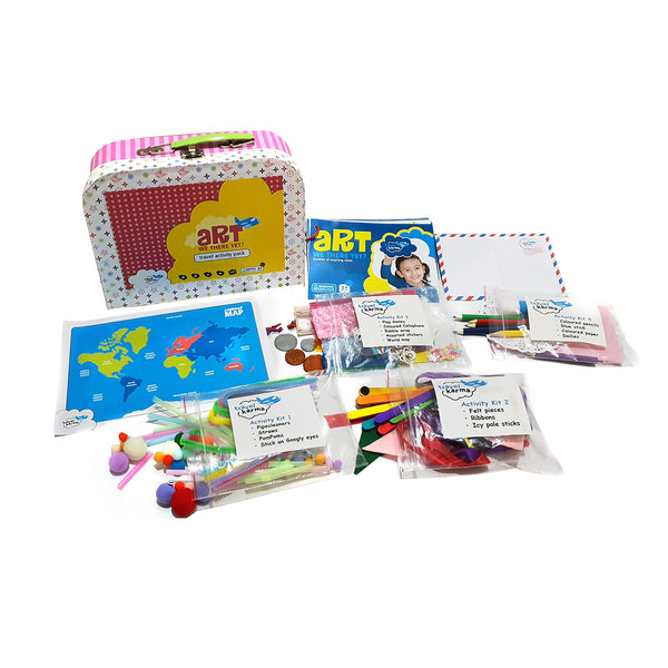 Classic Travel Activity Pack