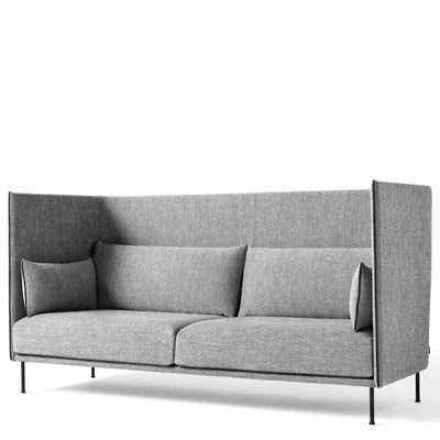 HAY Office Silhouette High Back Sofa 3 Seater Hallingdal