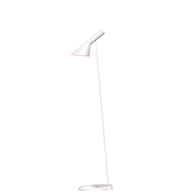 Louis Poulsen AJ Floor Lamp by Arne Jacobsen Black