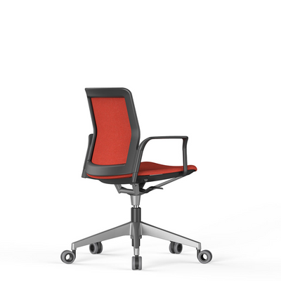Actiu Office Urban Plus 50 Burnt Orange Chair