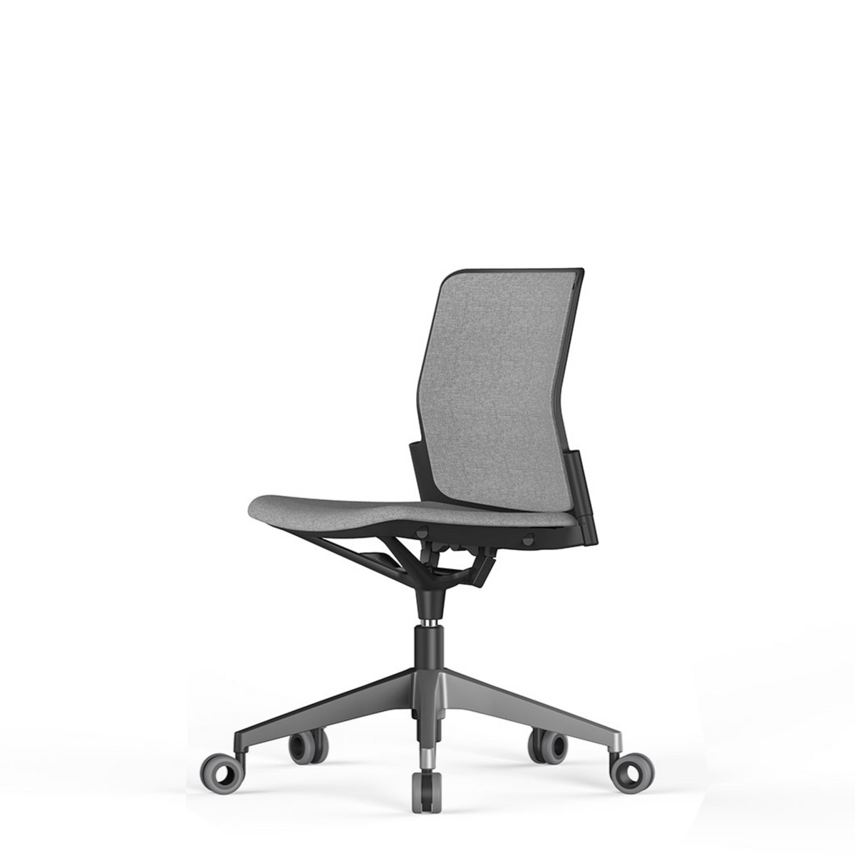 Actiu Office Urban Plus 50 Graphite Black Chair