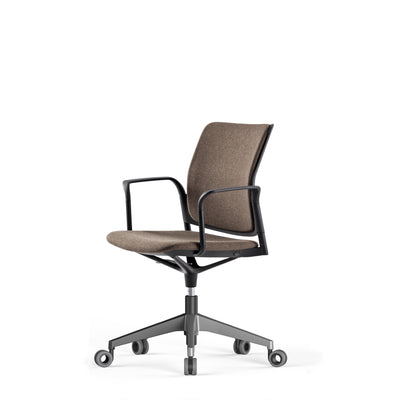 Actiu Office Urban Plus 50 Brown Grey Chair