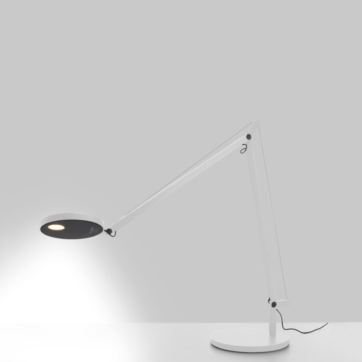 Artemide Demetra Table Task Light White