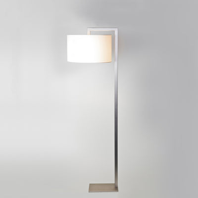 Astro Lighting Office Ravello Floor Lamp Matt Nickel