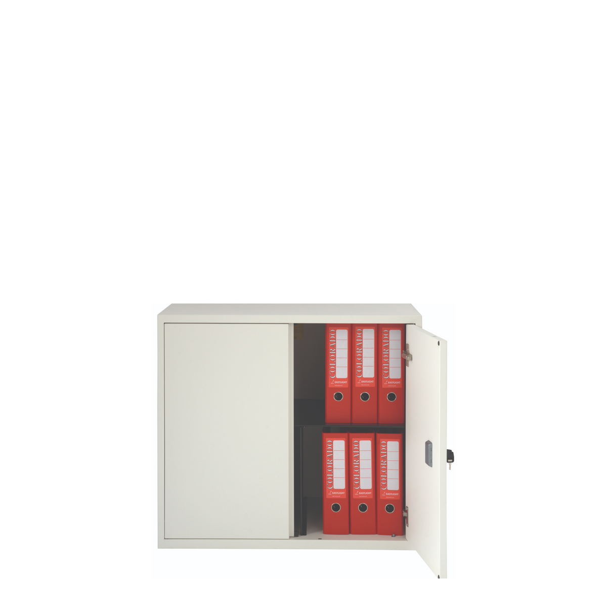 Bisley LateralFile 2 Door Office Storage