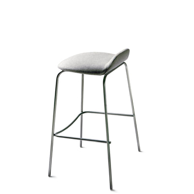 New Design Group Coffee Stool Fully Upholstered Low Back Surrey CUZ1E